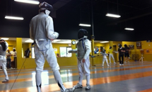 AFA...Fencers Big and Small